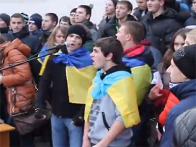 Нацизм в украинской школе