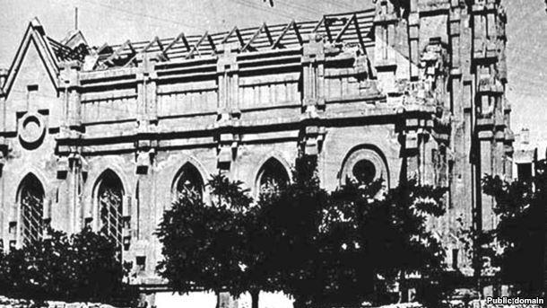 Католикам вернули храм