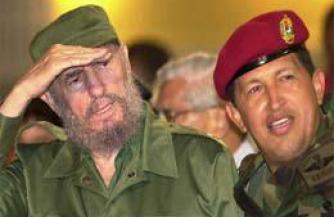 Венесуэльская кость в горле Вашингтона