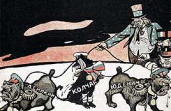 Россия в кольце фронтов