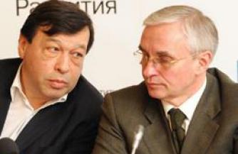 ИНСОР – экспертное проклятие России
