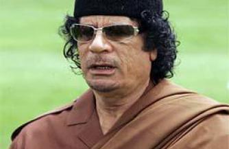 За что приговорили полковника Каддафи