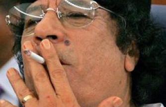 Каддафи сильно обижает «Одиссея» и «одесситов»