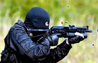Мятеж азербайджанского спецназа