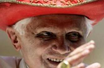 Католический гнус с духом фашизма