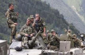 Война 08.08.08: Россия направила документы в Международный суд