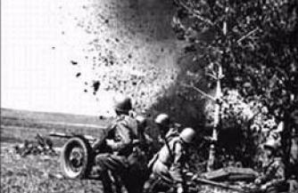 Седьмой сталинский удар с «черенками от лопат»
