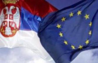 Сербию отогнали от Европейского союза