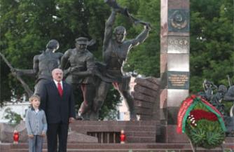 Белоруссия на стыке