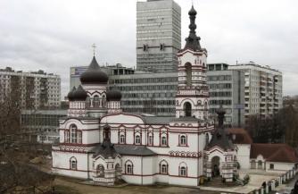 Азиаты ограбили храм в Москве