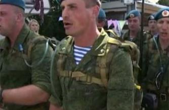 Русский характер псковских десантников