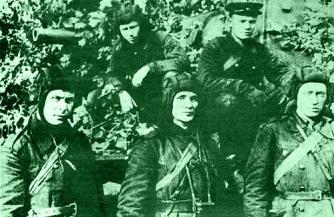 Войсковицкий бой Колобанова