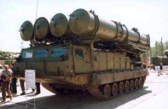 С-300 уже в Сирии