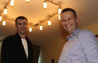 """Результат пошуку зображень за запитом """"прохоров и навальный"""""""