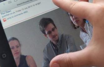 Сноуден мониторит Интернет