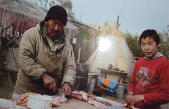 В Якутию перебрасывают еду