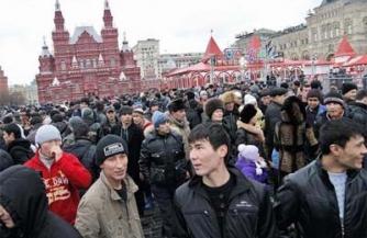 Центр Москвы – рассадник чужих