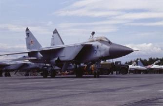 Две версии катастрофы МиГ-31