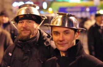 Оккультная клизма Майдана