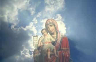Божия Матерь в Сталинграде
