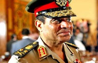 Новый Мубарак Cиси