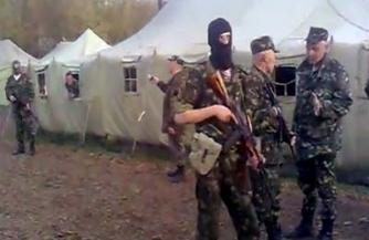 Бунт в украинской армии