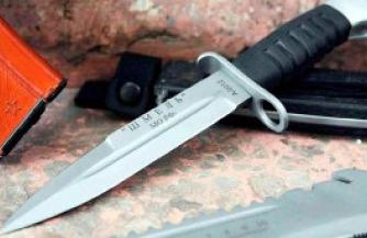 Боевые ножи оружие или инструмент