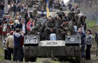 Блицкриг в Донбассе не получился