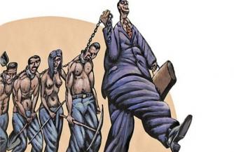 Украинцев превратили в рабов