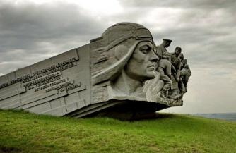 Русский курган Саур-Могила
