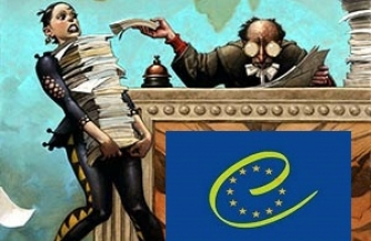 Взбесившийся европринтер