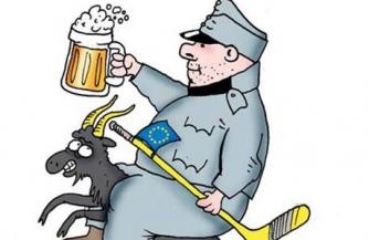 Бред идиота о гаубице Украины