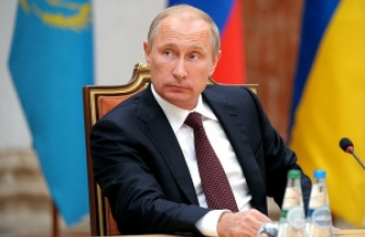 Владимир Путин признал Новороссию