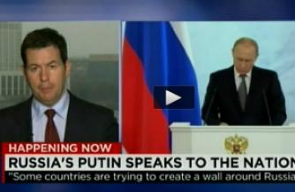 Путин разочаровал Запад