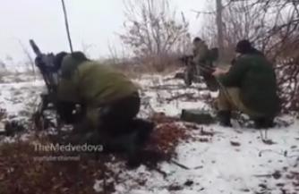 """""""Патриот"""" против украинских оккупантов"""