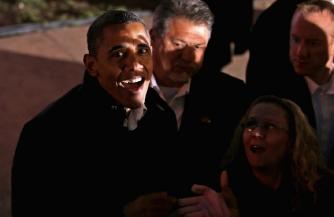 Дырявый тыл Обамы
