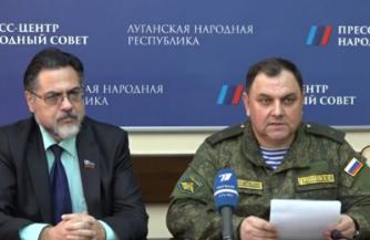 Заявление генерала Вязникова