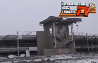 Донецкий аэропорт - новый терминал