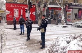 СБУ взрывает города Украины