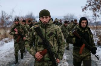 В Киеве галопирует чеченофобия
