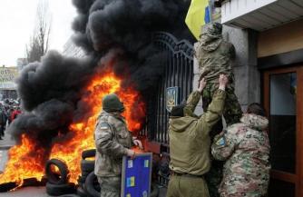 Киев: репетиция госпереворота