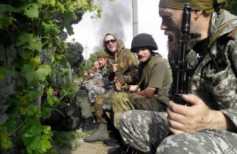 Странные «террористы» Донбасса
