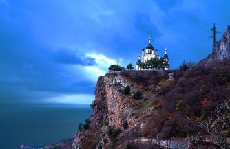 Раскольники зарятся на Крым