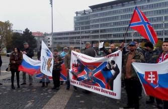 Словакия против НАТО