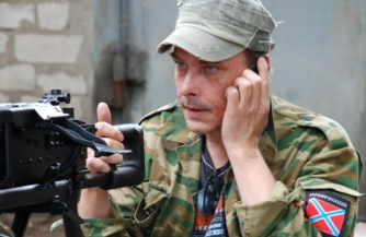 В Донбассе убивают на литургии