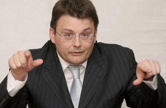 Удавка Федорова для газет