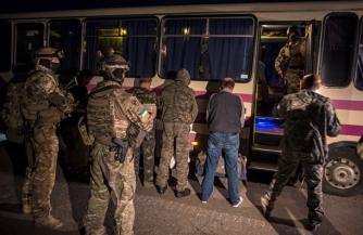 Заложники киевской хунты
