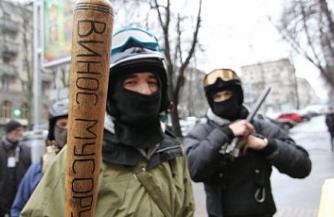 Харьков обложили бандерлоги