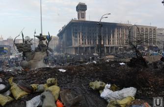 Майдан — кладбище без эпитафий