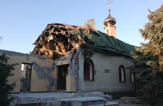 Хунта нападает на Православие